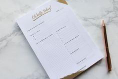 daily-notepad