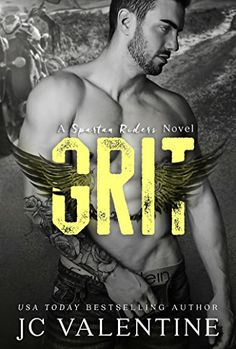 GRIT: A Spartan Riders Novel by [Valentine, J.C.]