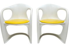 Midcentury Chairs, Pair on OneKingsLane.com