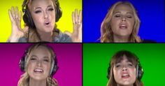 Mandy Moore, Elizabeth Banks and more covered 'Fight Song' in support of Hillary Clinton in a video that debuted at the DNC on Tuesday, July 26 — watch it now
