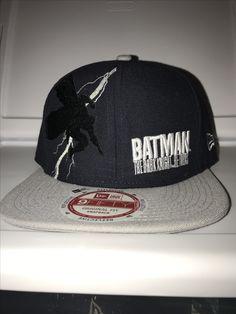 New era DC comics Batman the dark Knight returns glow snapback 1341bb7987c