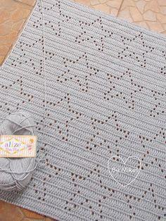 a Crochet Blankets, Crochet Designs, Crotchet, Crochet Projects, Origami, Rugs, Knitting, Decor, Crocheted Afghans