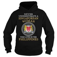Never Underestimate a Singaporean Woman Who Lives in the Philippines
