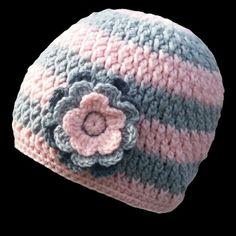 Beanie, Knitting, Hats, Fashion, Baby Knitting, Moda, Tricot, Hat, Fashion Styles