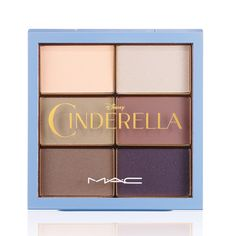The MAC x Cinderella Make-up Collection | Harper's Bazaar
