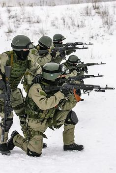 Spetsnaz Assault Infantry