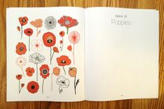 From @Lisa Congdon's 20 ways to draw a tulip!