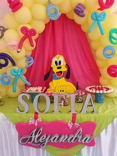 Lazos en Globos #balloonsparty #decoraciones #globos #detalles