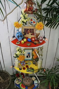 Día de los Muertos was this past week and as a special treat, I've asked some of my friends to send me photos and descriptions of their altars to share here on The Other Side of The Tortilla to show the variety of ways that people celebrate this holiday. Today, I'm sharing the altar of... Read More »