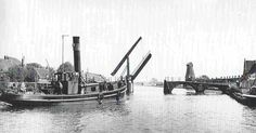 Afbeeldingsresultaat voor delfshavense schie overschie Rotterdam, Sailing Ships, Netherlands, Holland, Boat, Retro, City, Winter, The Nederlands