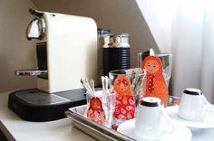 DIY Coletivo: Porta-treco Matrioshka - DIY Nesting Doll - Easy DIY Christmas Gift
