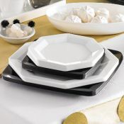 Party at Lewis Elegant Party Supplies Plastic Dinnerware Paper Plates and Napkins & Elegant Plastic Dinnerware - Posh Party Supplies | friendsgiving ...