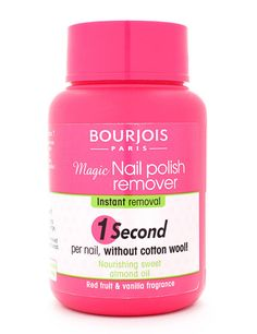 The fastest, easiest way to remove your nail polish. Our 1 second nail polish remover is a must have product for all of our beauties!