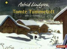 Tomte Tummetott - Lindgren, Astrid; Wiberg, Harald