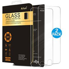 iPhone 6 plus Screen Protector,iPhone 6s plus Screen Protector,[2 Packs]by Ailun,2.5D Edge Tempered Glass,Bubble Free,Anti-Fingerprint,Oil Stain&Scratch Coating,Case Friendly,Siania Retail Package - http://www.darrenblogs.com/2016/11/iphone-6-plus-screen-protectoriphone-6s-plus-screen-protector2-packsby-ailun2-5d-edge-tempered-glassbubble-freeanti-fingerprintoil-stainscratch-coatingcase-friendlysiania-retail-package/