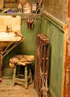 Room Boxes - Patricia Paul Studio