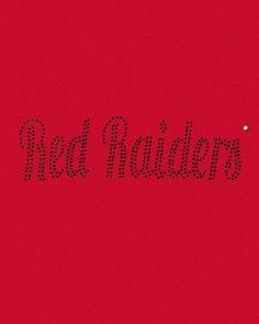 Texas Tech Red Raiders | Team Fashion Apparel | meesh & mia