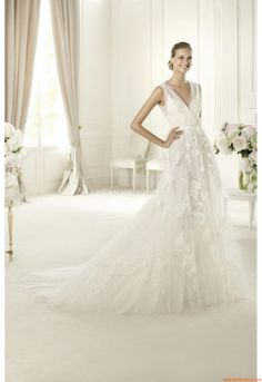 Wedding Dresses Pronovias Simone Elie by Elie Saab 2014