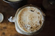 Sweet Coffee Syrup Recipe & My Favorite 10 Things To Do With Coffee! Iced Cappuccino, Cappuccino Recipe, Frappe, Toffee, Blended Coffee Drinks, Homemade Iced Coffee, Cold Brew At Home, Making Cold Brew Coffee, Sweet Coffee