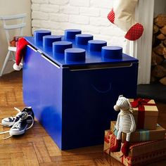 Lego storage box idea? LOVE