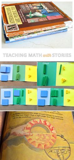 A wonderful way to make learning abstract math concepts fun!