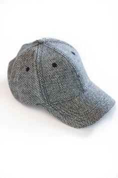 Herringbone Baseball Cap