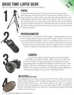 Timelapse Photography Tutorial... enter site for full tutorial