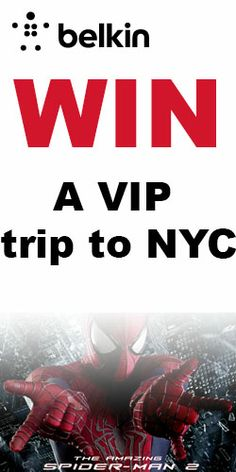 Get in to #Win a VIP Trip to #NYC! #travel #contest