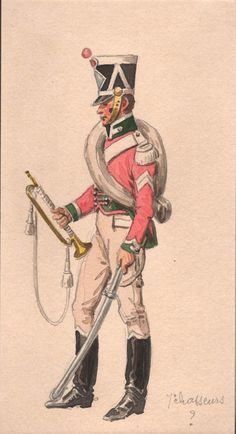 Napoleonic Wars, Empire, Troops, 19th Century, Battle, Sketches, Military Uniforms, French, Superhero