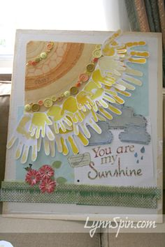 Sonshine craft: a version of this would work well for the next children's church.