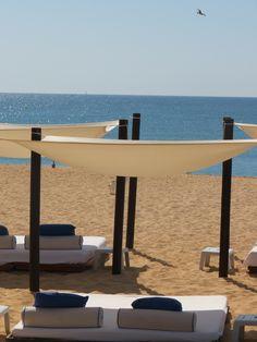 Praia Armação de Pêra, Algarve, Portugal