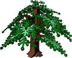 Resultado de imagem para lego tree