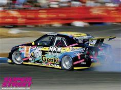 HKS Toyota Altezza D1 #Drifting Car