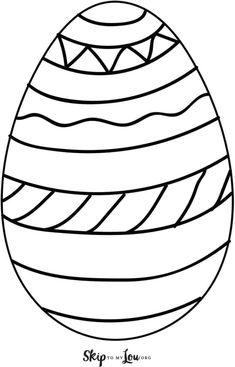 Easter Egg Templates for FUN Easter Crafts craft templates Easter Egg Templates for FUN Easter Crafts Easter Egg Template, Easter Templates, Easter Egg Pattern, Easter Printables, Templates Printable Free, Easter Egg Coloring Pages, Easter Egg Crafts, Easter Art, Easter Ideas