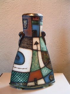 South African ceramics artist Charmaine Haines