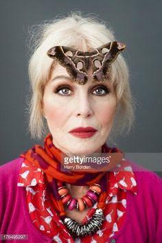 Joanna Lumley, Monarch Butterfly, Illuminati, Actors & Actresses, Fashion, Moda, Fasion, Fashion Illustrations, Fashion Models