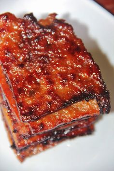 Jess-KITCHEN-Lab: Homemade Chicken Jerky ( Bak Kwa )