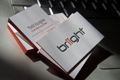 64 best letterpress business cards images on pinterest embossed letterpress business cards two colors with edge painting printed by slowprint slowprint reheart Images