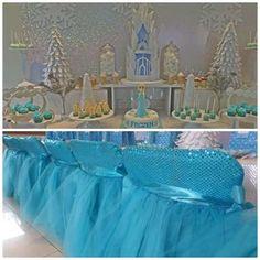 Disney Frozen Birthday Party Ideas | Photo 6 of 23