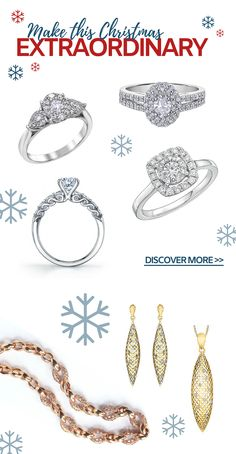 Discover stunning pieces to celebrate with this Christmas! Christmas Christmas, Jewelry Stores, Gift Guide, Custom Design, Pendant Necklace, Jewels, Engagement, Stone, Gifts