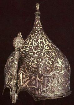 Persian turban helme