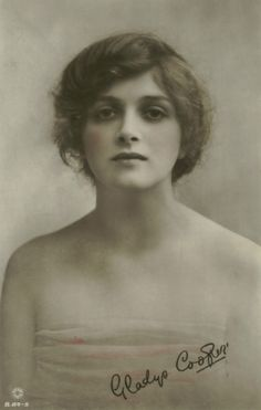 Gladys Cooper 1910s - English actress on stage and screen. Starred in silent films early on. In the early 1920s, Cooper was winning praise in plays by W. Somerset Maugham and others. Moing to Hollywood in 1940, Cooper found success in a variety of character roles; she was nominated for three Academy Awards, the last one as Mrs. Higgins in My Fair Lady (1964).