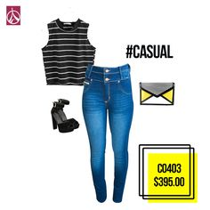 Tan divertida como mi #Outfit. www.paris-jeans.com