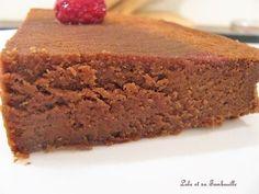 Gâteau au chocolat caramel & mascarpone