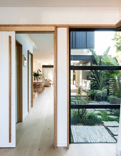 A Japanese-Inspired Home With A Small Footprint!