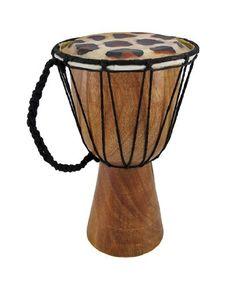 Decorative Animal Print Mini Djembe Wood Drum 10 In. (Leopard), http://www.amazon.com/dp/B00BLNPHQM/ref=cm_sw_r_pi_awdm_3BzIwb6Y10PT1
