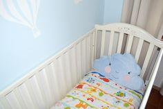 Leonardo, baby corner in the parents bedroom