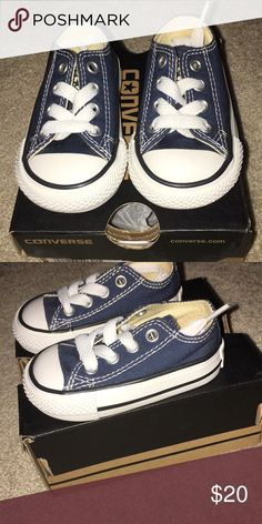 Converse Chuck Taylor infant size 2 Converse chuck Taylor. Infant size 2. New in the box never worn. Converse Shoes Sneakers