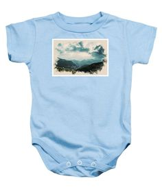 Wildlife Series - Thai Rice Fields - Baby Onesie