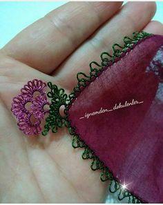A must if not close Yakın # igneoyasi # needlepoint - Tatting Ideen 2019 Needle Tatting, Tatting Lace, Needle Lace, Drops Design, Crochet Unique, Dresses Elegant, Hairpin Lace, Vintage Stil, Lace Making